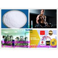 Buy cheap White Solid Androgenic Anabolic Steroid Powder Mesterolone 1424-00-6 Proviron from wholesalers