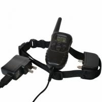 Buy cheap New upgrade Remote training collar with Rechargeable and Waterproof from wholesalers