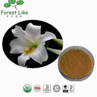 Buy cheap Pure Natural Lily Extract Powder 10:1 from wholesalers