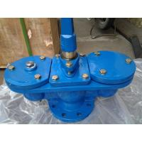 Buy cheap Water Air Bleed Valve With Double Ball 3 And Flat Face Flange AS Per ASME B16.5 from wholesalers