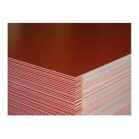 Buy cheap PCB Collector Copper Foil Sheet Max 400mm Width ROSH / SGS Approval from wholesalers