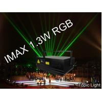 Buy cheap Laser Show Club Stage Pangolin DMX Control Laser Light IMAX 1.3W from wholesalers
