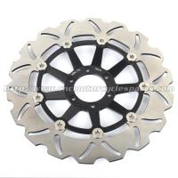 Buy cheap CBR1100XX CB 1300 Motorcycle Brake Disc Rotor For Honda Spare Parts 310mm from wholesalers