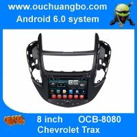 Buy cheap Ouchuangbo 8 inch car stereo android 6.0 for Chevrolet Trax with gps USB QUAD CORE A9  ,1.6GHz Frequency from wholesalers