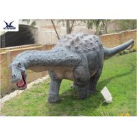 Buy cheap Playground Amusement Dinosaur Lawn Statue Decoration Robotic Life Size Dinosaur Models product