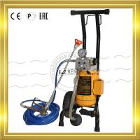 Buy cheap EZ RENDA Electric Airless Paint Sprayer Machine For Interior Wall Of Huge Building 1.3KW* 220V from wholesalers