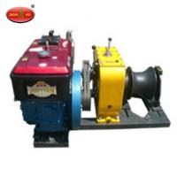 Buy cheap China High Quality 8 Tons Cable Winch With Diesel Engine For Sale from wholesalers