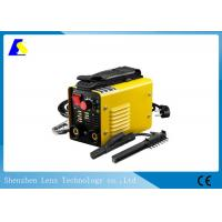 Buy cheap 120A 4.1KVA Portable Welding Machine Single Phase IP21S Inverter Arc Electric MMA Welder from wholesalers