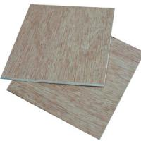 Buy cheap BB/CC bintangor plywood for wardrobe from wholesalers