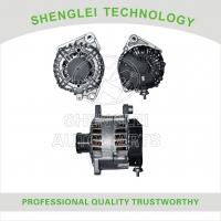 Buy cheap TG12C032 Nissan Car Alternator Assembly Type OEM with Center Muffler product