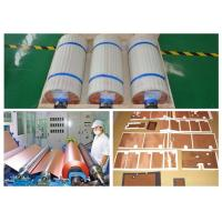 Buy cheap High Ductility Copper Foil For Pcb , ISO Width 1380mm Copper Sheet Plate from wholesalers