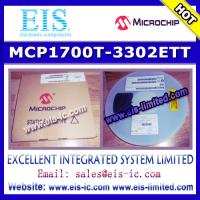 Buy cheap MCP1700T-3302ETT - MICROCHIP - Low Quiescent Current LDO product