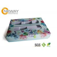 Buy cheap Custom Display Clear Window Boxes For Cosmetic Brush Packaging , Paper Display Box from wholesalers