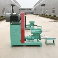 Buy cheap Wood Briquette Making Machine Charcoal Extruder Machine 50 Model from wholesalers