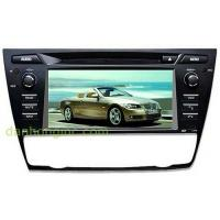 Buy cheap car dvd player with GPS and entertainment for BMW series from wholesalers