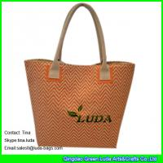 Buy cheap LUDA wholesale designer handbags fashion paper straw handbags from wholesalers