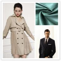 Buy cheap 55% P 45% V Twill Inner Lining Fabric Small Shrinkage Excellent Color Fastness from wholesalers