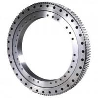 Buy cheap hose double row ball internal gear turntable slewing bearing from wholesalers