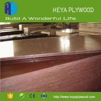 Buy cheap HEYA construction shuttering plywood 15mm brown film faced plywood maker from wholesalers