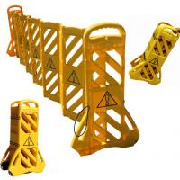 Buy cheap Traffic Expandable Safety Barrier from wholesalers