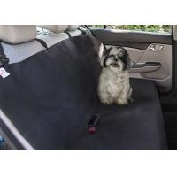 Buy cheap Easy Clean Protective Car Seat Covers For Dogs Trucks / SUV / Family Van / Sedan Fits from wholesalers