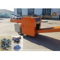 Buy cheap Coat/Underwear Rag Cutting Machine Clothes Non Woven Textile Fabric Shredder from wholesalers
