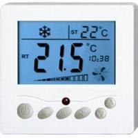 Buy cheap 50/60Hz Frequency Fan Coil Unit Thermostat 100~240V With LCD Screen from wholesalers