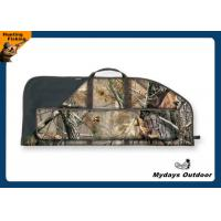 Buy cheap Durable Padded Archery Camo Bow Case Soft With Front Quill Pocket product