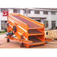 Buy cheap High Efficient Circular Motion Vibrating Screen For Screening Stone Materials from wholesalers