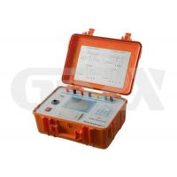 Buy cheap 2% Class CT PT Test Set , Current Transformer Testing Equipments Automatic Sampling from wholesalers