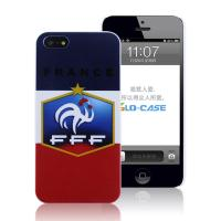 Buy cheap 2014 World Cup France Team Cell Phone Hard Case for iPhone 5S from wholesalers