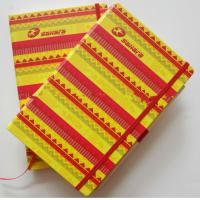 Buy cheap Printable Notebook paper with a pocket backside from wholesalers