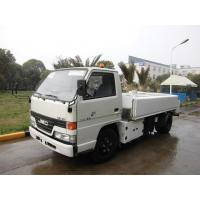 Buy cheap Eco Friendly Liquid Waste Truck , Sewage Cleaning Truck ISO Approved product