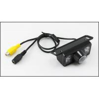 Buy cheap 7pcs Night Vision License Plate Wireless Car Camera license plate small size with Wire from wholesalers