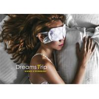 Buy cheap Self Heating Steam Eye Mask Real Steam Released Disposable SPA from wholesalers
