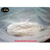 Buy cheap Mestanolone Anabolic Legal Steroids CAS 521-11-9 Muscle Building Supplements from wholesalers