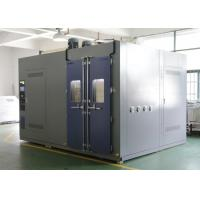 Buy cheap Durable Climate Control Chamber Providing Rapid Changes Of Temperature And Humidity from wholesalers
