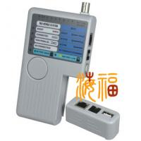 Buy cheap Handheld 4 in 1 RJ45 Cable RJ11 Cable USB A to B Cable and BNC Cable Tester from wholesalers