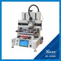 China Tabletop Flat Screen Printing Machine for Sale on sale