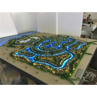 Buy cheap Real Estate Mockup ABS Miniature Architectural Models For Master Villa Size 2.8x2.2m from wholesalers