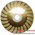 Buy cheap Electroplated Diamond Grinding Discs lucy.wu@moresuperhard.com from wholesalers