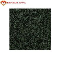 Buy cheap High Polished Forest Green Granite Cut To Size Granite Polishing Pads from wholesalers