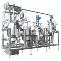 Buy cheap Organic Solvent / Herbal Extraction Equipment , Concentration Machine from wholesalers