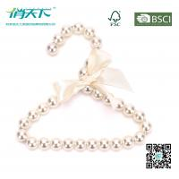 Buy cheap Pearl Corved Small Size Metal Scarves Hanger from wholesalers