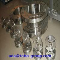 Buy cheap 16 NB CL 150 SCH 20 SS Forged Steel Flanges ASTM A182 GR Nace MR -01-75 Pipe from wholesalers