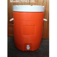 Buy cheap 11Gallon 43L  Outdoor Plastic Cooler Box Milk bucket  Igloo water cooler 48H cooler from wholesalers