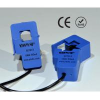 Buy cheap 0-5A:0-1V split core CT clamp SCT-013-005 from wholesalers
