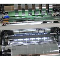 Buy cheap zinc aluminum metallized capacitor film from wholesalers