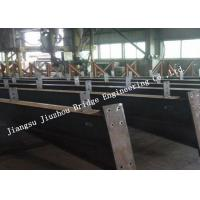 Buy cheap Corridor Skywalk Prefab Steel Structures Fabrication for Urban High Rise Buildings Modular Connecting from wholesalers
