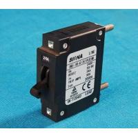 Buy cheap Oil Cup Hydraulic Electric Magnetic Circuit Breaker AC DC Switch Circuit Protector for Equipment 1A-100A from wholesalers
